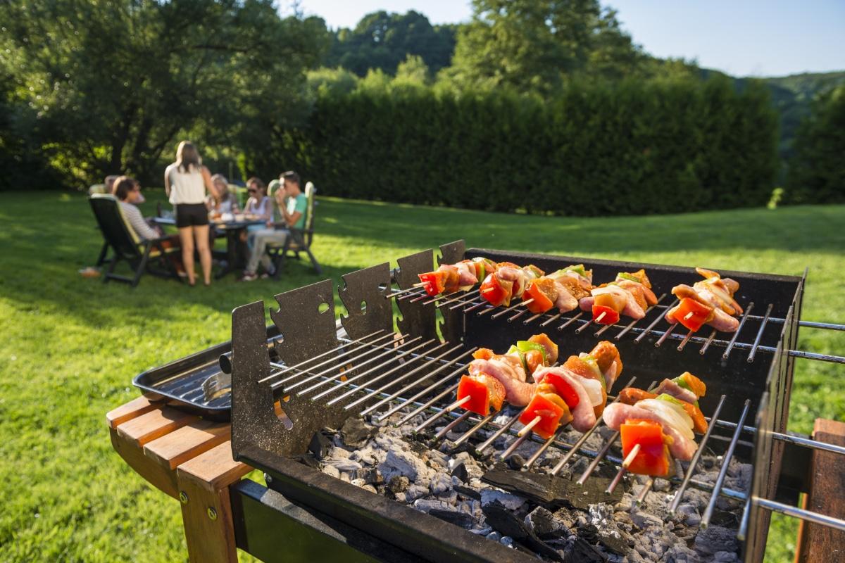 Tuinaccessoires barbecue