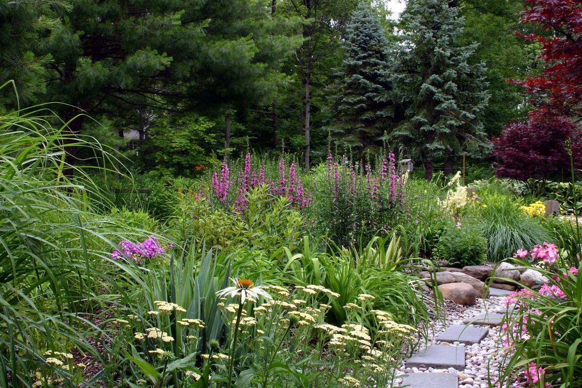 Tuininspiratie soorten tuinen