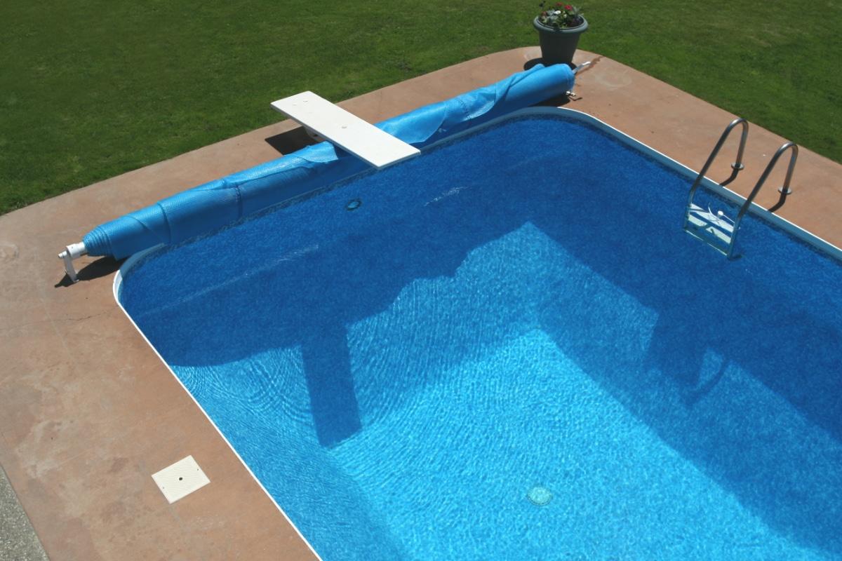 zwembadafdekking